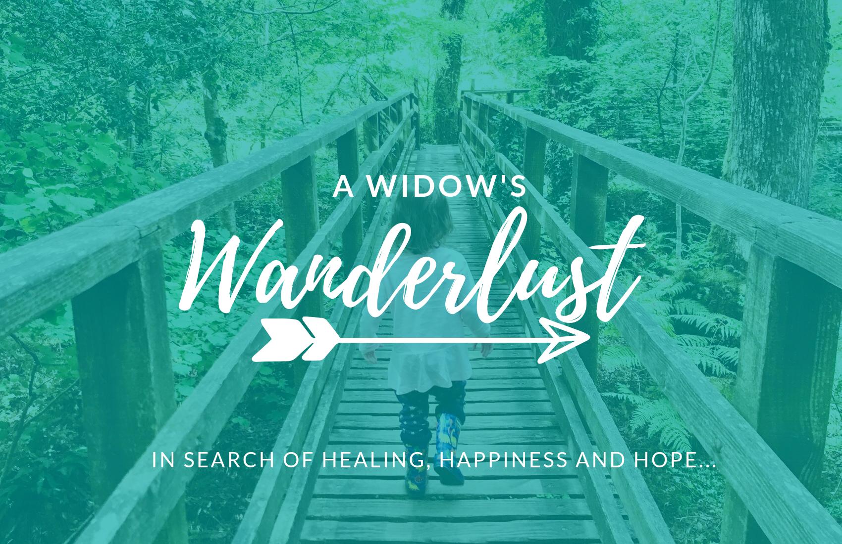 A Widow's Wanderlust